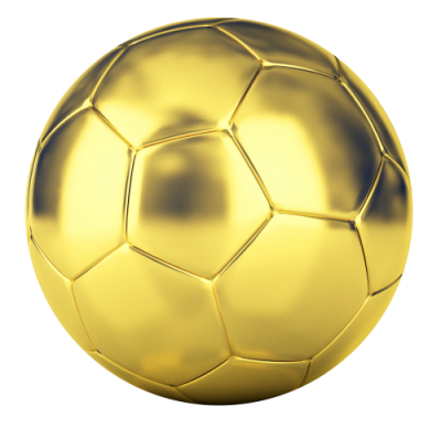 Golden Football Hd Photo PNG Images