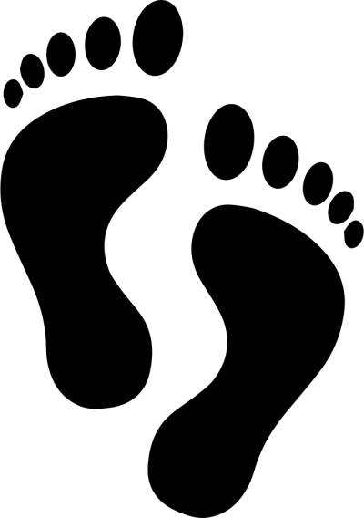 Footprints Free PNG PNG Images