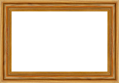 Wood Frame Background Design