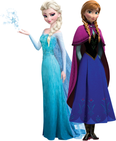 Frozen Background Transparent PNG Images