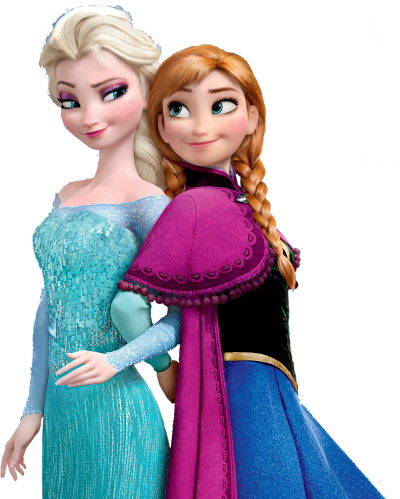 Frozen Cut Out PNG Images