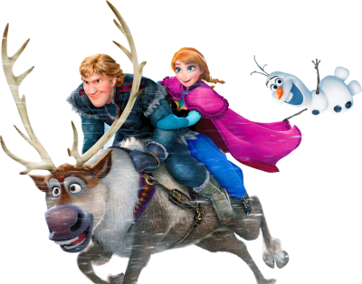 Frozen Photos PNG Images