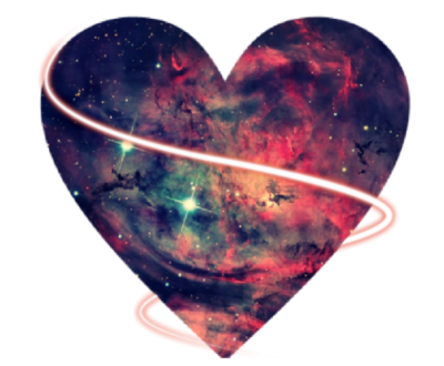 Galaxy Heart Png Images PNG Images