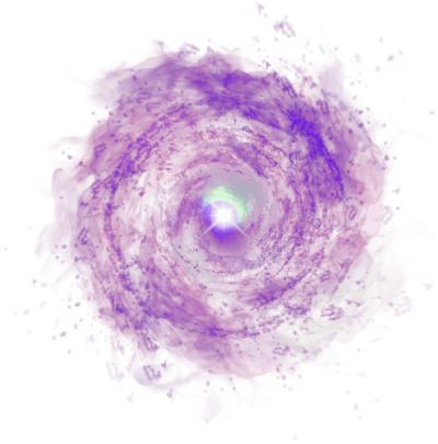 Galaxy Purple Effect Transparent Png