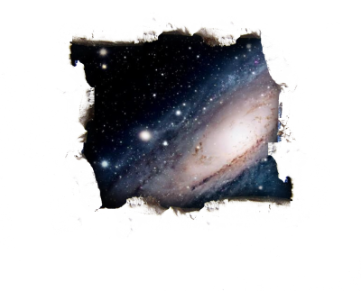 Galaxy Totally Transparent Images