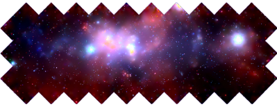 Milky Way Galaxy Center Chandra Transparent PNG Images
