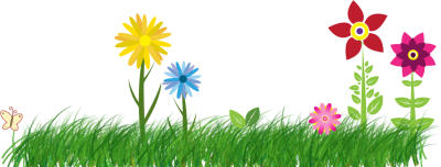 Flowers, Plants, Seeds, Trees, Cute Garden Transparent Clipart PNG Images
