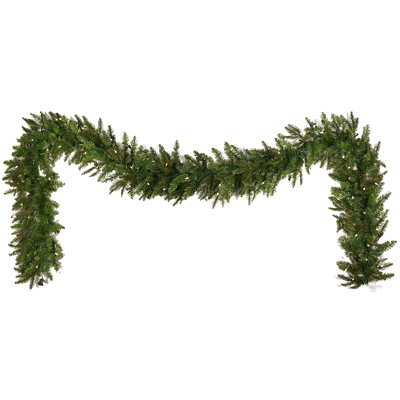Garland Christmas Simple Transparent Png PNG Images