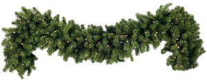 Green Garland Png PNG Images