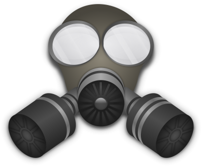 Gas Mask, Metal, Plastic, Gas Mask Photo PNG Images