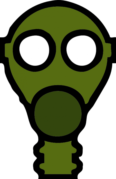 Gas Mask, Metal, Plastic, Gas Mask Pictures PNG Images