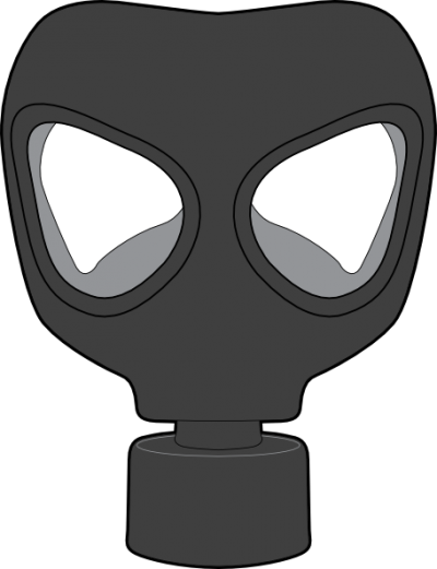 Gas Mask, Metal, Plastic, Toxic Pictures PNG Images