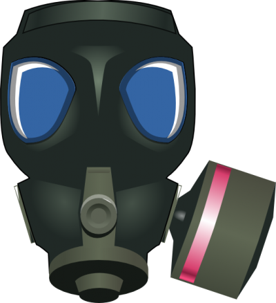 Gas Mask Toxic Clip Art At Images