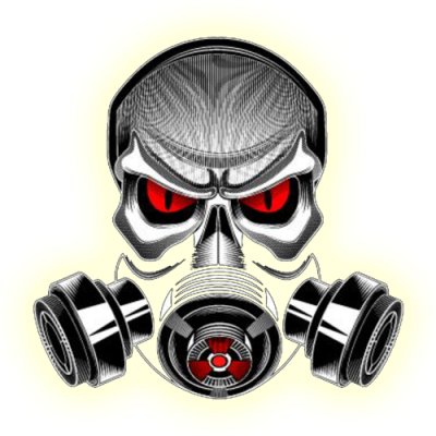 Mask Gas Logo Clipart