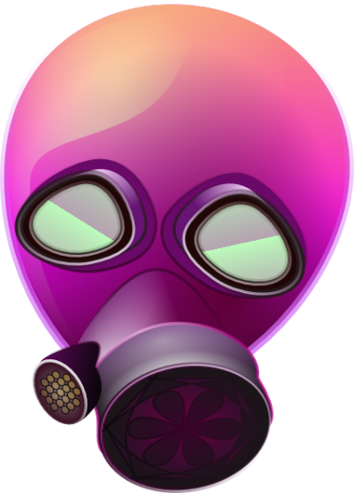Toxic, Gas Mask Clipart At Picture PNG Images