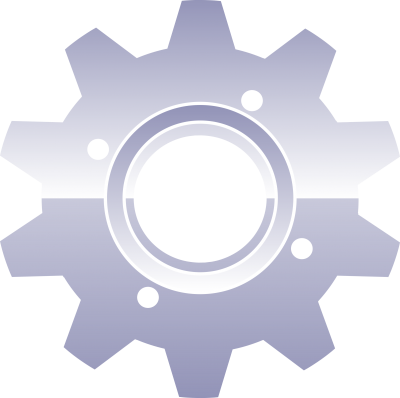 Gear Shiny Design Png PNG Images