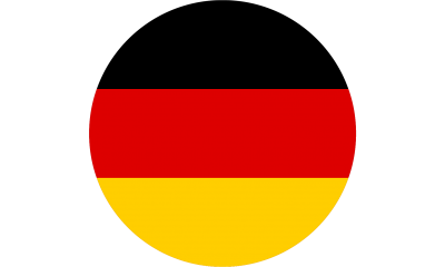 Germany Circle Flag Transparent PNG Images