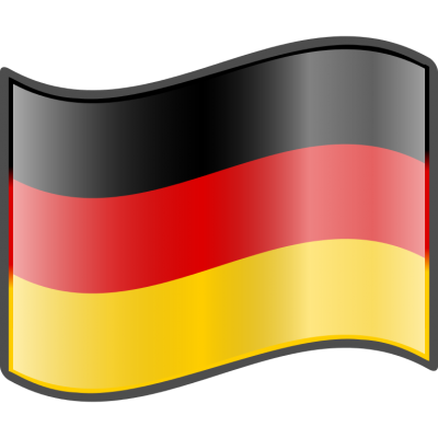 Black, Red, Yellow Flag Germany High-Quality PNG