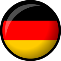 Europe Germany Flag Circle Picture