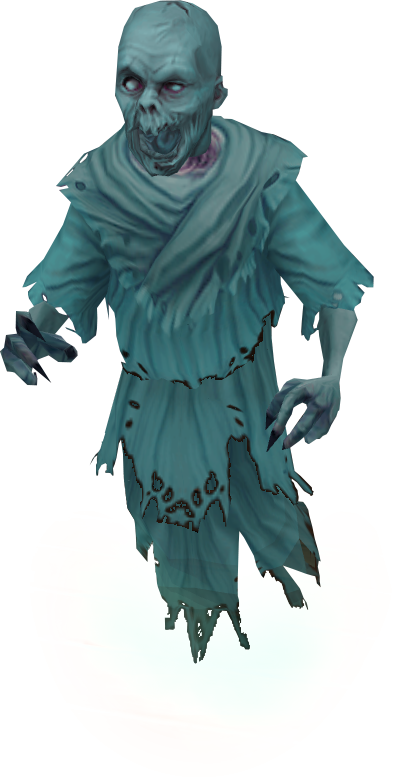 Ghost Zombie Free Transparent Png PNG Images
