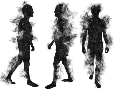 Ghost Man Cut Out PNG Images