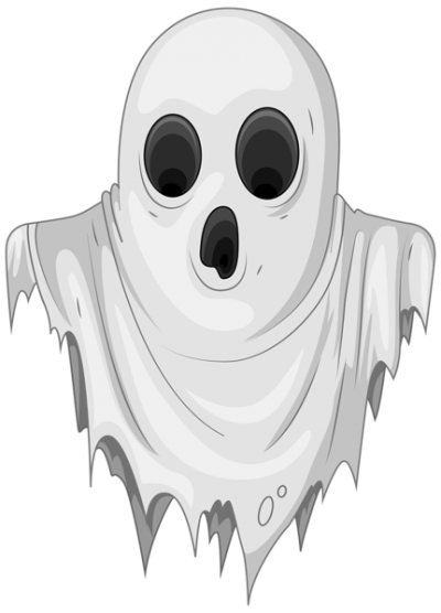 Ghost Halloween Clipart Photo PNG Images