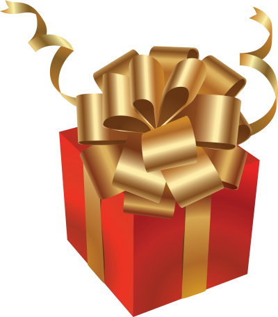 Gift HD Image PNG Images