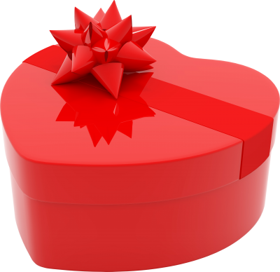 Gift Cut Out PNG Images