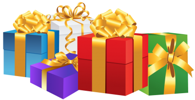 Gift Simple PNG Images