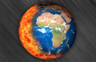 Global Warming Transparent Picture