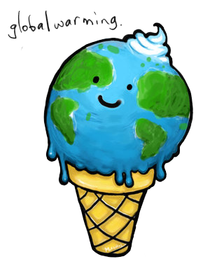 Icecream World Earth Png