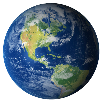Earth, World, Globe Background Png Transparent PNG Images