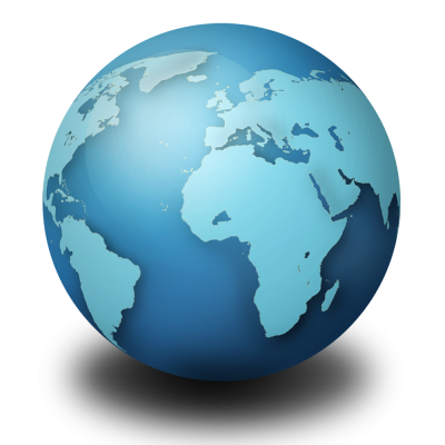 High Quality Blue Globe Free icons Png PNG Images