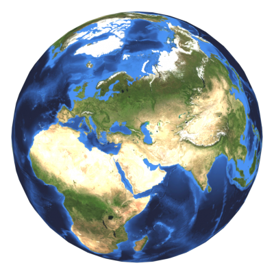 Real View Globe images Free PNG Images