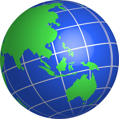 World, Green Blue Globe Transparent Picture Download PNG Images