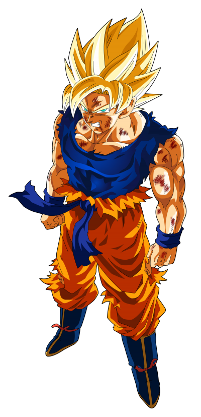 Goku Background PNG Images