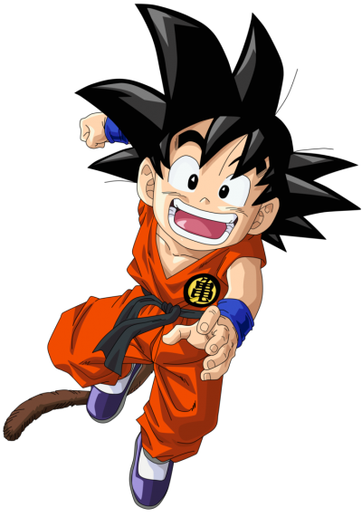Goku HD Photo Png PNG Images
