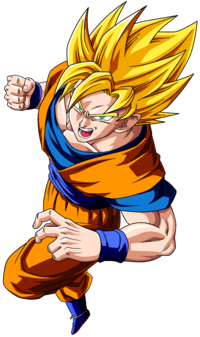 Goku PNG Icon PNG Images