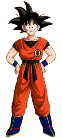 Goku Icon Clipart PNG Images