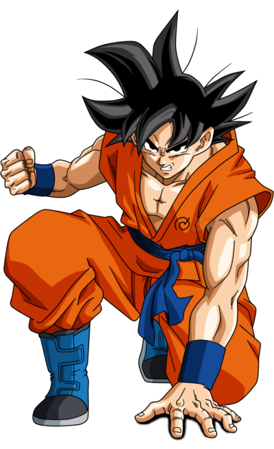 Goku Simple PNG Images