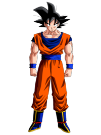Goku Clipart HD PNG Images