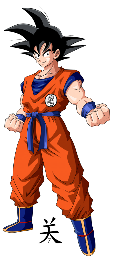 Goku Photos PNG Images
