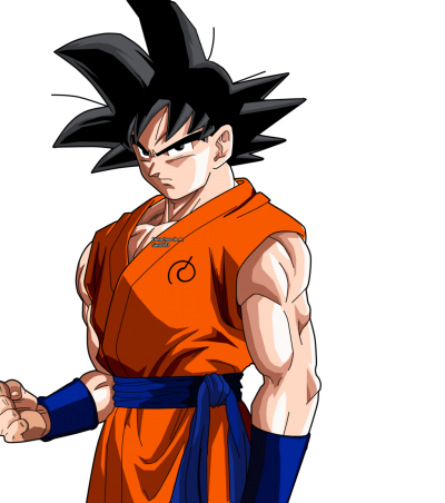 Goku Wonderful Picture Images PNG Images