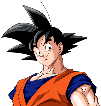 Goku Best Png PNG Images