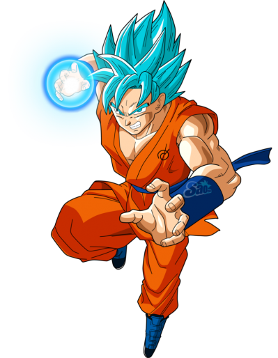 Goku Amazing Image Download PNG Images