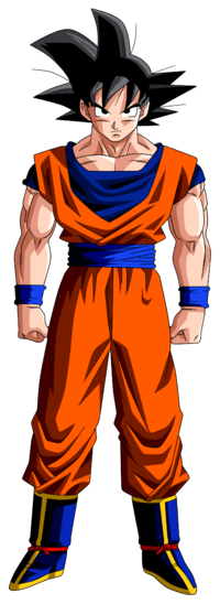 Goku Picture PNG Images