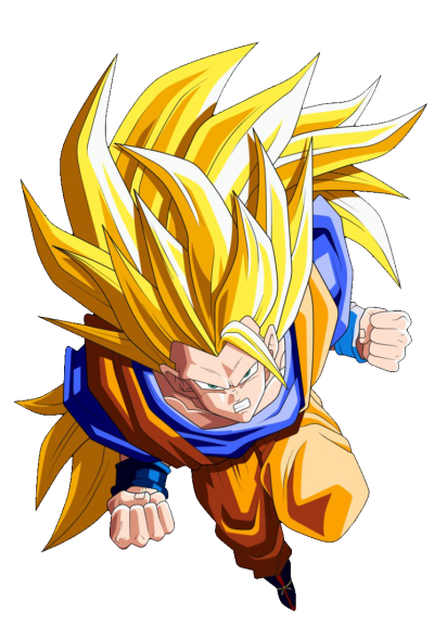 Goku Vector PNG Images