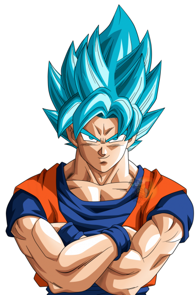 Goku Clipart PNG File PNG Images