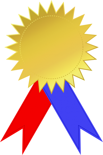 Clipart Gold Medal PNG Images