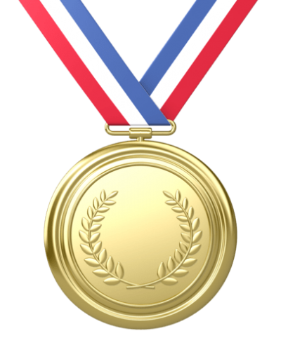 Gold Medal Transparent Png